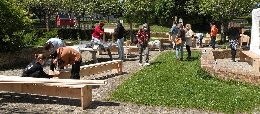 « Bouge ton parc ! » : premier projet participatif de la ville de Dinard